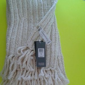 Eileen Fisher Knitted Scarve.